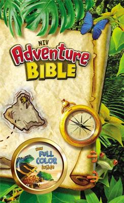 Image for Adventure Bible, NIV, Lenticular (3D Motion)