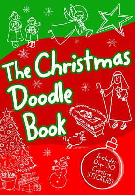 Image for The Christmas Bible Doodle Book