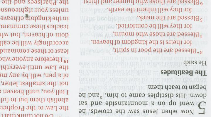 Image for NIV, Fruit of the Spirit Bible, Leathersoft, Purple/Green, Red Letter