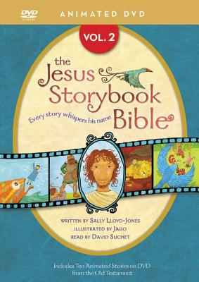 Image for Jesus Storybook Bible Animated DVD, Vol. 2