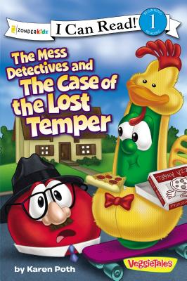 Image for Mess Detectives And The Case Of The Lost Temper