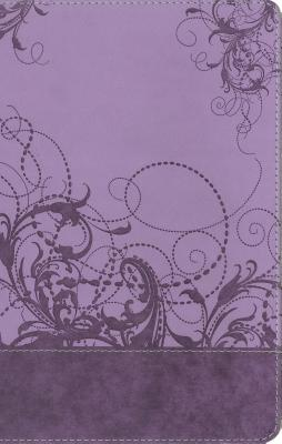 """Image for """"NIV Teen Study Bible (Spring Violet, Italian Duo-Tone)"""""""