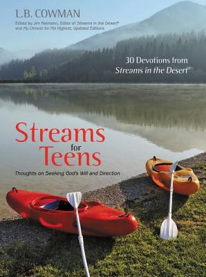 Image for Streams for Teens: Thoughts on Seeking Gods Will and Direction
