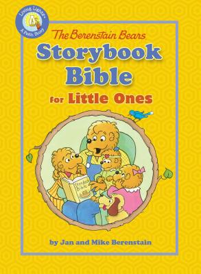 Image for The Berenstain Bears Storybook Bible for Toddlers (Berenstain Bears/Living Lights)