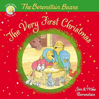 Image for The Berenstain Bears, The Very First Christmas (Berenstain Bears/Living Lights)