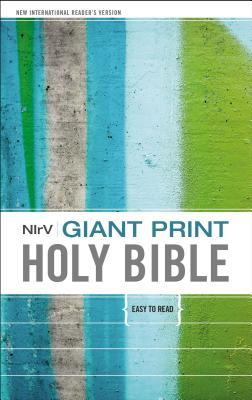 Image for NIRV GIANT PRINT BIBLE HC