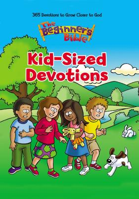 Image for The Beginner's Bible Kid-Sized Devotions