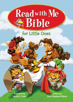 Image for Read with Me Bible for Little Ones