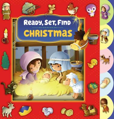 Image for Ready, Set, Find Christmas