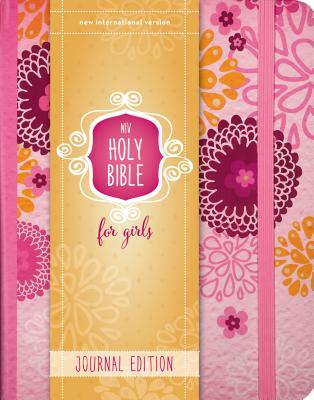 """Image for """"NIV Holy Bible for Girls (Journal Edition, Pink)"""""""