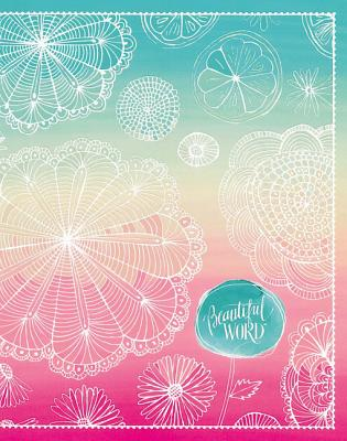 """Image for """"NIV Beautiful Word Bible for Girls--hardcover, teal"""""""