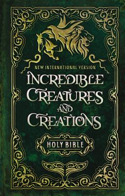 Image for NIV Incredible Creatures and Creations Holy Bible, Hardcover