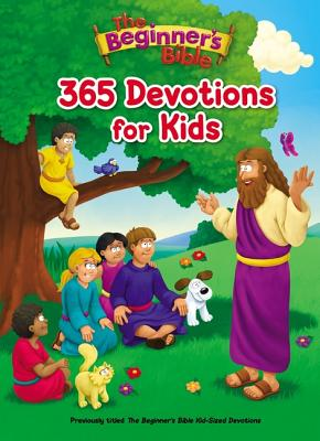Image for The Beginner's Bible 365 Devotions for Kids