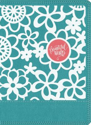 """Image for """"NIV Beautiful Word Coloring Bible for Girls Teal, Imitation Leather"""""""