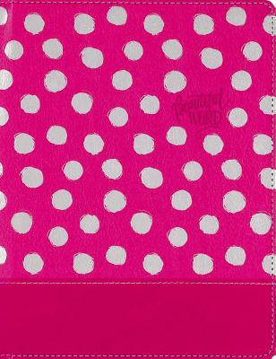 """Image for """"NIV Beautiful Word Coloring Bible for Girls Pink, Imitation Leather"""""""