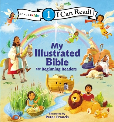 Image for I Can Read My Illustrated Bible: for Beginning Readers, Level 1