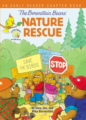 Image for BERENSTAIN BEARS' NATURE RESCUE: AN EARLY READER CHAPTER BOOK