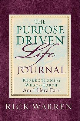 Image for The Purpose-Driven Life Journal