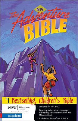 Image for The Adventure Bible (New International Version, Paperback)