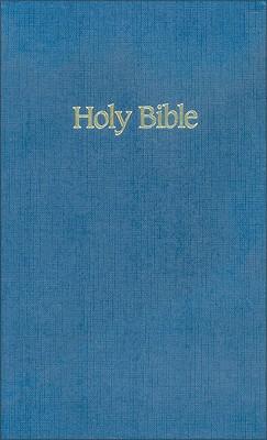 NIV Ministry/Pew Bible (Blue ), Zondervan