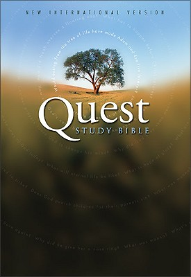 Image for Quest Study Bible, Revised (New International Version, Bonded Leather, Black)