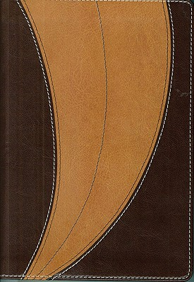 Image for NIV Student Bible Compact, Italian Duo-tone, Chocolate / Caramel / Tan