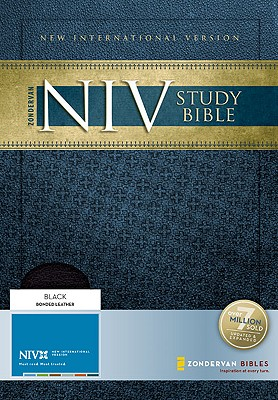 Zondervan NIV (New International Version) Study Bible, Zondervan  (Author)