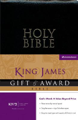 Image for KJV Gift & Award Bible, Revised Edition