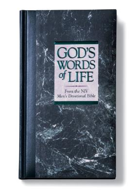 Image for God's Words of Life from the NIV Men's Devotional Bible