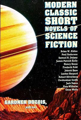 Image for MODERN CLASSIC SHORT NOVELS OF SCIENCE FICTION