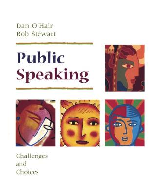 Image for Public Speaking: Challenges and Choices
