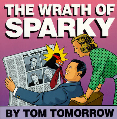 Image for WRATH OF SPARKY