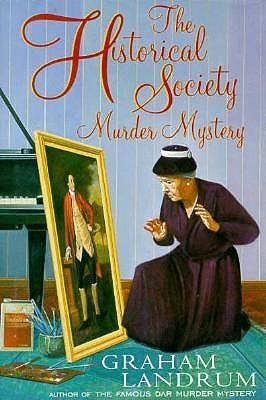 The Historical Society Murder Mystery, Graham Landrum