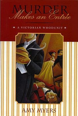 Image for Murder Makes an Entree: A Victorian Whodunit
