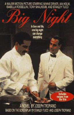Image for Big Night: A Novel with Recipes