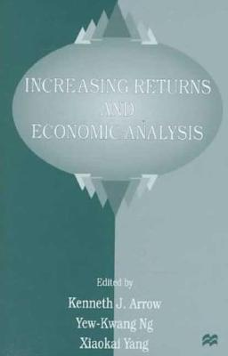 Increasing Returns and Economic Analysis