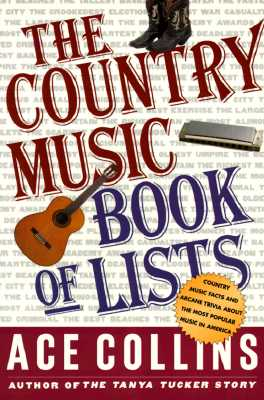 Image for The Country Music Book of Lists