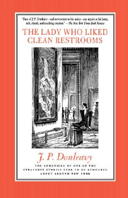 Image for The Lady who Liked Clean Restrooms