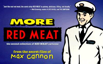 Image for More Red Meat: The Second Collection of Red Meat Cartoons