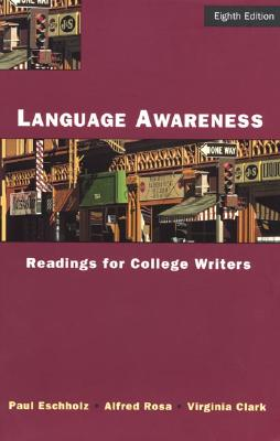 Image for Language Awareness: Readings for College Writers