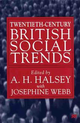 Image for Twentieth-Century British Social Trends