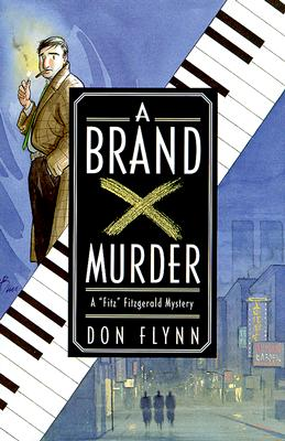 Image for A Brand X Murder: A Fitz Fitzgerald Mystery