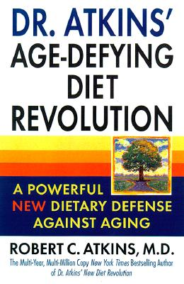 Image for Dr. Atkins' Age-Defying Diet Revolution