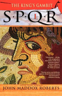 SPQR I: The King's Gambit, Roberts,John Maddox
