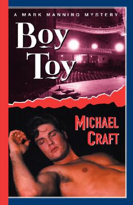 Image for Boy Toy: A Mark Manning Mystery (Mark Manning Mysteries)