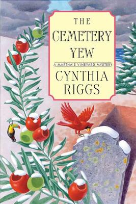 Image for The Cemetery Yew (Victoria Trumbull, 3)