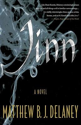 Jinn: A Novel, Matthew B.J. Delaney