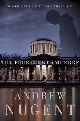 Image for The Four Courts Murder (Molly Power Series)