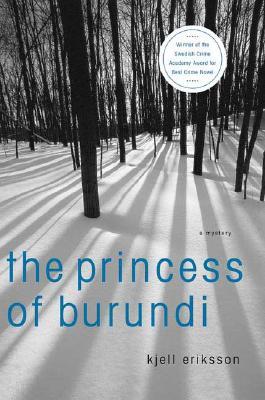 Image for PRINCESS OF BURUNDI, THE