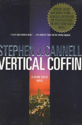 Image for Vertical Coffin/The Tin Collectors (Two Novels in One - Shane Scully Novels)